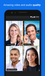 ZOOM Cloud Meetings pentru telefoane Android