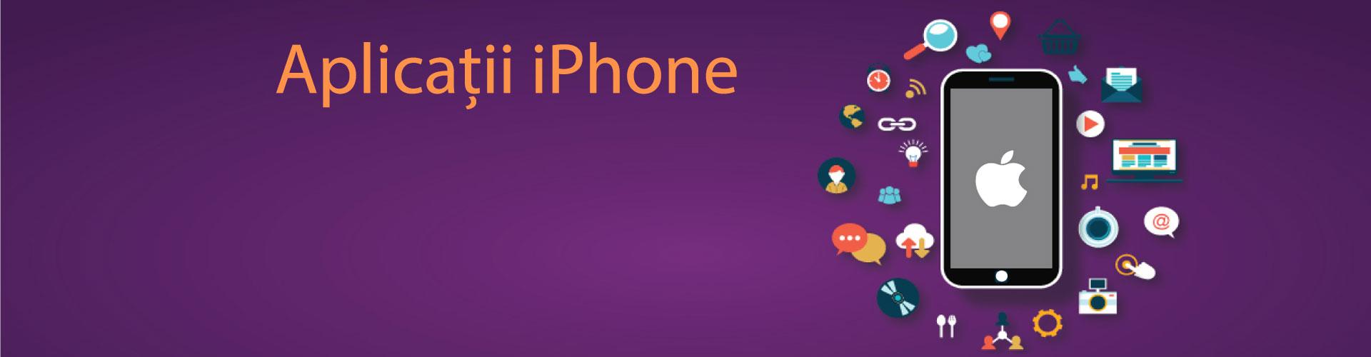 aplicații iphone